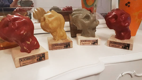 Cuatro premios por No solo Yerma en Toledo
