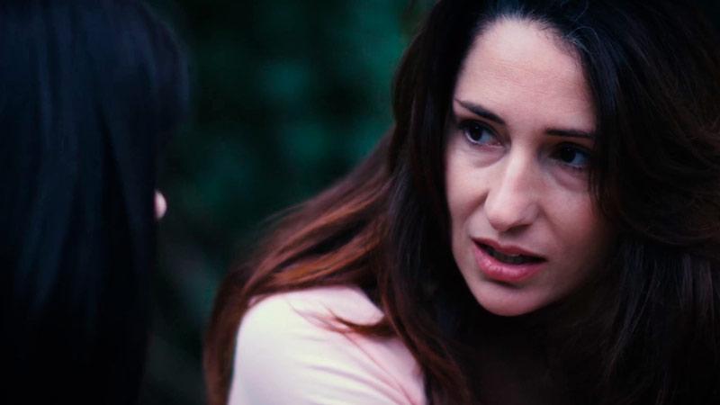 Frame del cortometraje La Sierva de Alejandro Moreno