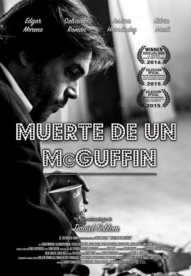 Cartel de Muerte de un McGuffin